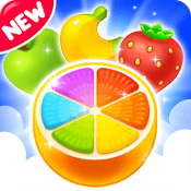 Fruit Candy Blast - 2019 Match 3 Puzzle Games