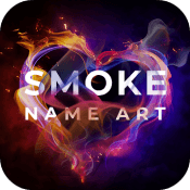 Smoke Name Art  -  Smoke Effect