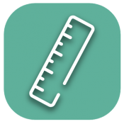Smart Ruler - Measure Lengths & Sizes, Easy Sizer